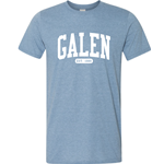 GALEN EST: 1989 HEATHER INDIGO TEE