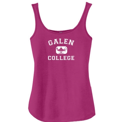 GALEN DISTRESSED TANK TOP
